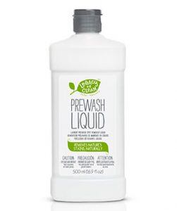 Legacy of Clean Prewash Liquid