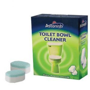 Astonish limescale cleaner