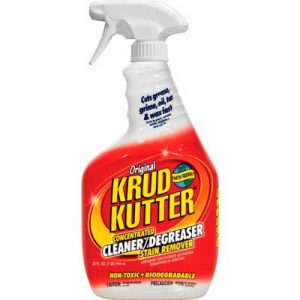 Krud Kutter concentrated cleaner/degreaser