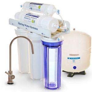 iSpring RCC7 Water System