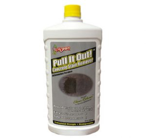 Chomp Pull It Out! Concrete Stain Remover
