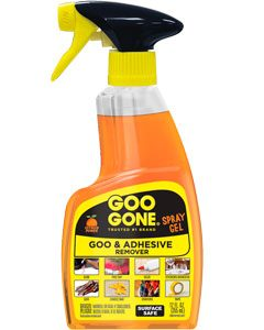 Goo Gone Spray Gel