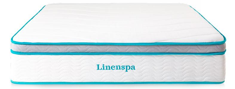 LINENSPA Hypoallergenic Mattress Protector
