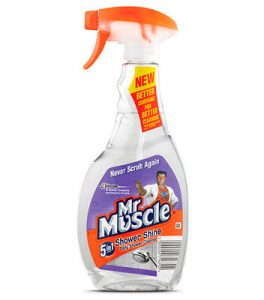 Mr Muscle Shower Shine