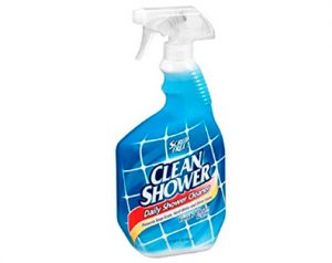 Scrub Free Shower Cleaner