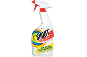 Shout Trigger Triple-acting Stain Remover