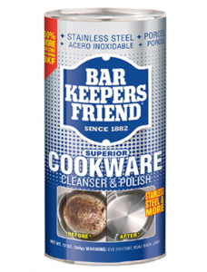 Bar Keepers Friend Superior Cookware Cleanser & Polish