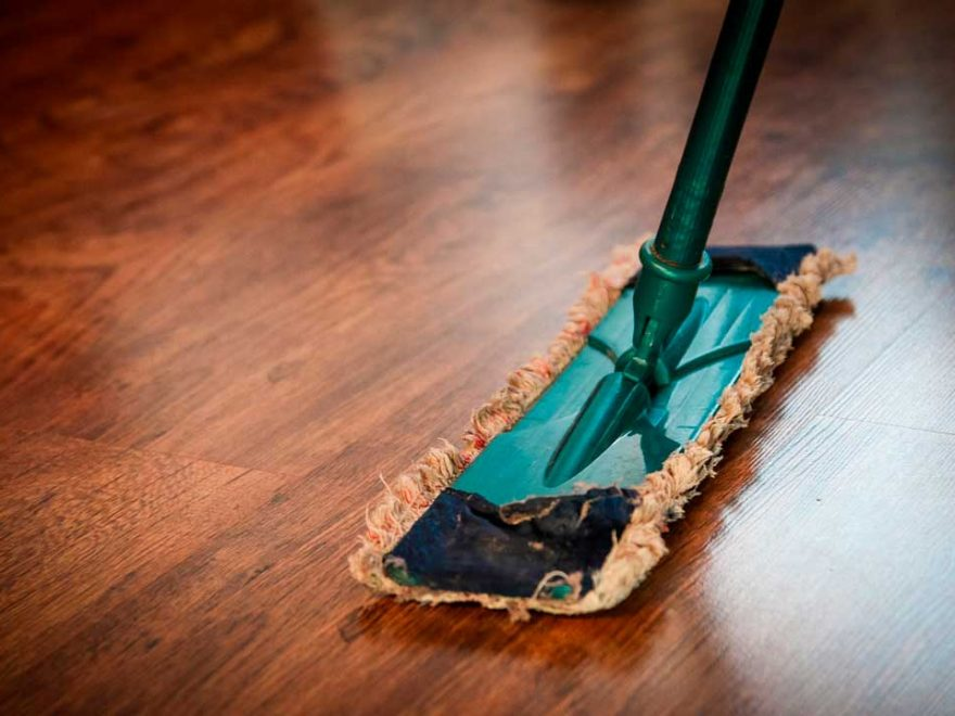 Best product to clean linoleum floors