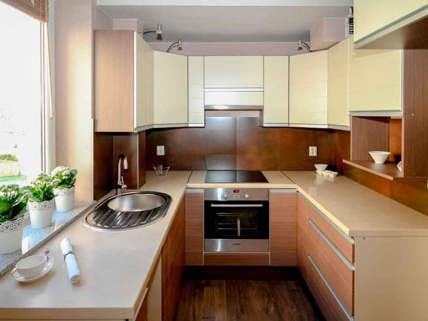 How To Make Laminate Countertops Shine Like Granite - House ...