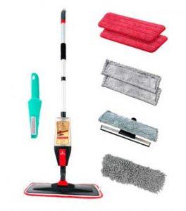 Ubesto Spray Mop Kit