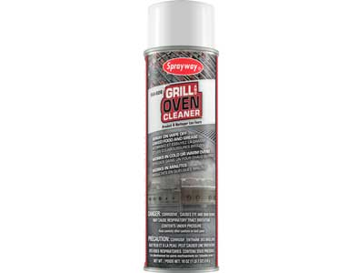 Sprayway Grill Cleaner