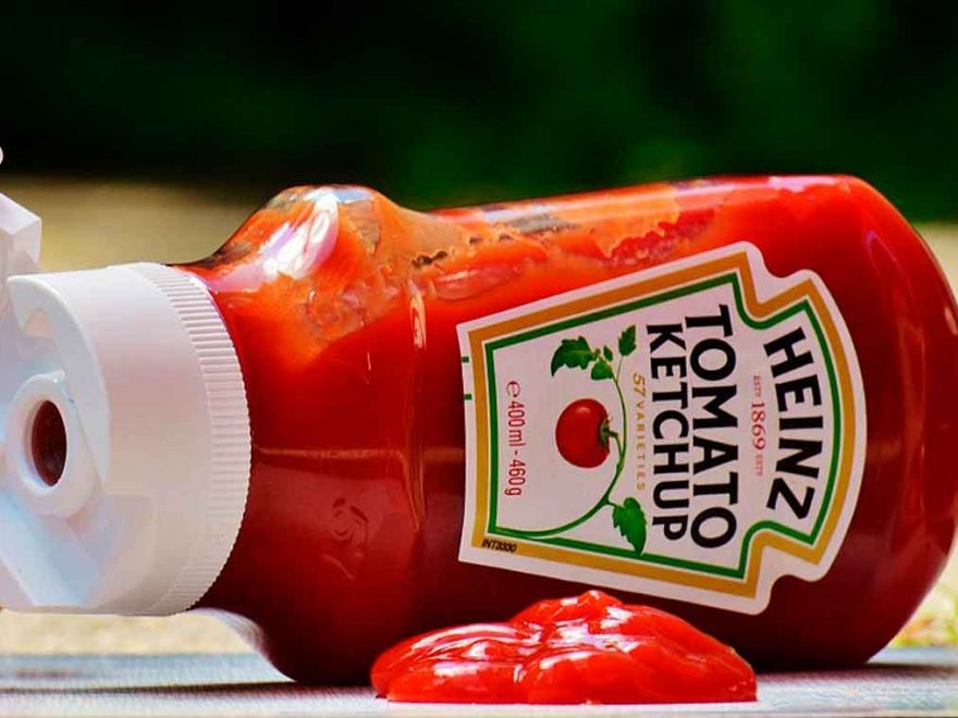 How To Remove Old Ketchup Stains From Clothes