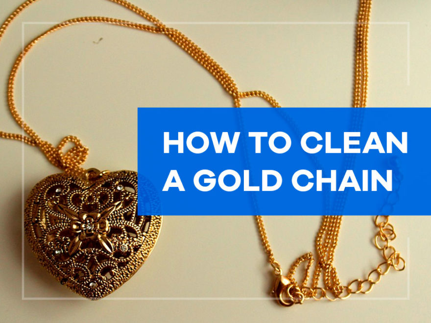 How to Clean a Gold Chain