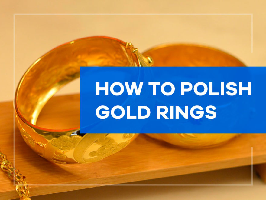 how to polish gold rings