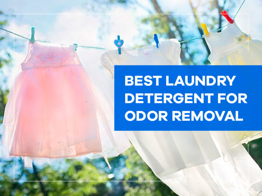 best laundry detergent for odor removal