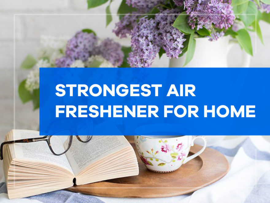 strongest air freshener for home